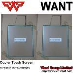 Buy cheap IR7085 IR7095 IR7105 IR7086 Copier Touch Screen for Canon IR 7085 7095 7105 7086 FK2-7407-000 FK2-1645-000 from wholesalers
