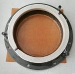 Buy cheap Cummins ISX Crankshaft oil seal 4955383 4965569 Manufacturer LGP Gasket Diesel Engine Spare Part from wholesalers
