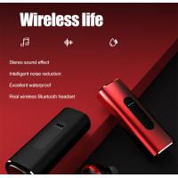 Buy cheap Wireless Earphones Earbuds Noise Cancelling Bluetooth Sports Headphones from wholesalers