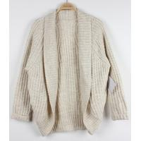 Buy cheap Heavy Knitwear Acrylic Ladies Wool Sweaters Poncho Turleneck Cable Knitted from wholesalers