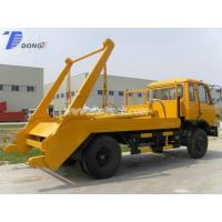 Buy cheap DTA Skip Loader garbage truck from wholesalers