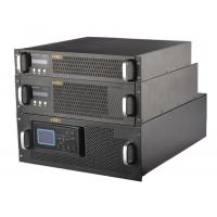 Buy cheap 1KVA - 10KVA Rack Mount UPS / 19 Inch LCD Double-Conversion UPS from wholesalers