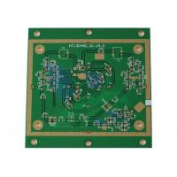 Buy cheap 6 Layer Rogers PCB High Frequency Board For Communication Products from wholesalers