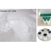 Buy cheap Purity 99% Raw Peptide Powder Lean Body Mass CJC -1295 DAC 5mg / Vial, 2mg / Vial product