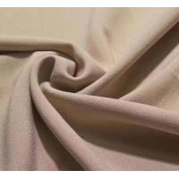 Buy cheap 4 way stretch single side crepe lycra dress fabric 92/8 polyester lycra stretch one side brushed fleece design garment f from wholesalers