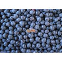 Buy cheap New Season Organic Frozen Fruit Blueberries IQF Wild Blueberries Frozen from wholesalers