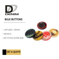 Buy cheap Women's Bulk Clothing Buttons For Skirts from wholesalers