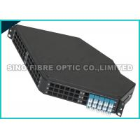 Buy cheap Standard 3U Wall Mount Fiber Optic Patch Panel 19Inch LGX Configuration from wholesalers