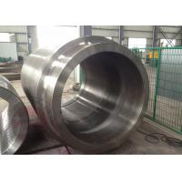 Quality ASTM / DIN / EN Forging Carbon Steel Pipe Fittings High Tensile Strength for sale