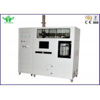 Buy cheap ASTM E1354 Fire Testing Equipment ISO 5660 Heat Release Rate Cone Calorimeter from wholesalers