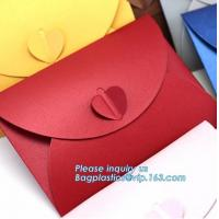 Buy cheap Matt colorful card paper envelope A4 A5 B5 C5 C6 A3 size with custom logo printing color foil rose gold stamping silver from wholesalers