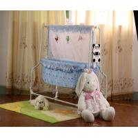 China Infrared Remote Control Baby Cradle on sale