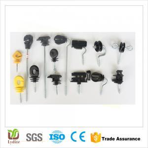 Buy cheap Lydite Screw in insulator,wood post insulator,nail on insulator,ring insulator product