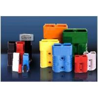 Buy cheap 600V 175A Bipolar Stacker Forklift Battery Parts , Quick Battery Connectors from wholesalers