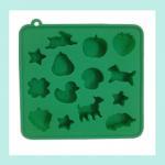Buy cheap muti-animal shape silicone ice trays ,ice cube silicone baking trays from wholesalers