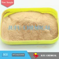 Buy cheap Sodium Naphthalene Sulphonate Formaldehyde / Concrete Naphthalene Superplasticizer CAS 9084-06-4 from wholesalers