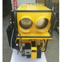 Buy cheap KV 5000 2 Duct Waste Oil Heater , 300 Kg Chicken Brooder House For Poultry from wholesalers