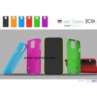 Buy cheap Colorful PC Mobile phone cover case for Samsung S5, Low MOQ with good quality from wholesalers