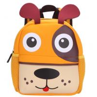 Buy cheap dog,monkey,tiger ,ladybug,Kawaii Animal Cartoon Neoprene backpacks school bag,picinic bag Of Latest Designs For Children from wholesalers