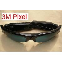 Buy cheap Video Recording Sunglasses+3M High Definition Camera+Video Recorder+TF Card Slot from wholesalers