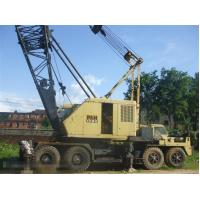 Buy cheap 90T used P&H wheel crane  for sale sea port crane from wholesalers