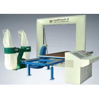 Buy cheap Computerized Five Wheel PU Foam Cutting Machine Complex Pillow Shape 8.5kw product