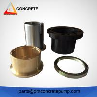 Buy cheap Factory Price CatcreteConcrete Pump Parts  SANY Upper Housing Assembly Full Set of S Pipe Valve Small-End Wearing Parts from wholesalers