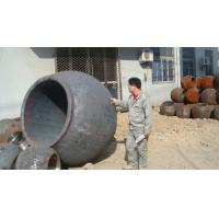 Buy cheap OEM Heat Treatment AISI 4340 Alloy Steel 48'' Ball Valve Forging For Oil Machinery from wholesalers