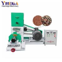 Buy cheap Sinking and Floating Fish Feed Pellet Machine with good price from China product