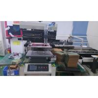Buy cheap Shenzhen leadsmt Technology smt stencil printer ,stencil printing machine from wholesalers