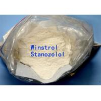 Buy cheap 99% Purity Oral Safety Winstrol / Stanozolol Muscle Building Steroids t CAS 10418-03-8 product