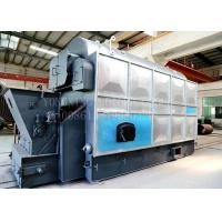 Buy cheap Safe Outdoor Wood And Coal Boiler Wood Chip Steam Boiler Low Pressure from wholesalers