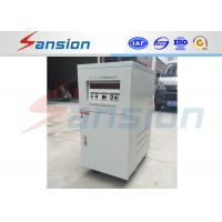 Buy cheap Power Frequency AC High Voltage Test Set 20kVA / 75kv Low Temperature Rise from wholesalers