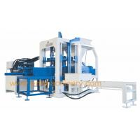 Buy cheap Automatic Cement Brick Block Making Machine 3-15  for Sale Manufacture Machines In China from wholesalers