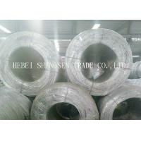Buy cheap 18 Gauge Electro Galvanized Wire Iron High Tensile Zinc Coated Steel Wire from wholesalers