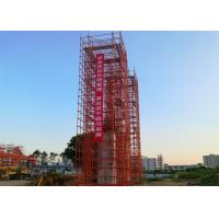Buy cheap Safety Ringlock Scaffolding System Simple Operation For High Building Bridge from wholesalers