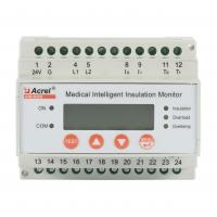 Buy cheap Acrel 300286 AIM-M200 Medical IT system used Intelligent Insulation monitoring relay from wholesalers