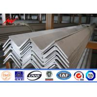 Buy cheap Professional Black Hot Dipped Galvanized Angle Steel 20*20*3mm ISO9001 from wholesalers