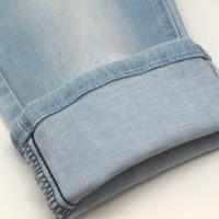 Buy cheap Archroma Royal Baby blue denim custom Indigo Denim Fabric custom blue Denim Fabric company from wholesalers
