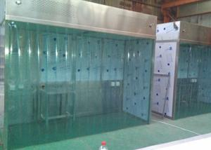 Buy cheap Class A AC220V Laminar Flow Booth For Pharmaceutical Factory product