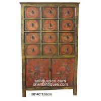 Buy cheap Tibetan Furniture, Tibet Drawer Cabinet from wholesalers