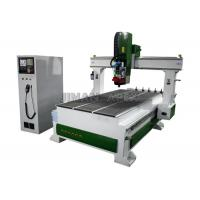 Buy cheap Air Cooling Spindle Cnc Pcb Drilling Machine , Fast Carving Speed Cnc Router Cutting Machine from wholesalers