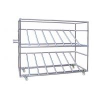 Buy cheap Modular System Stainless Steel Pipe Rack Chrome Plated Connectors from wholesalers