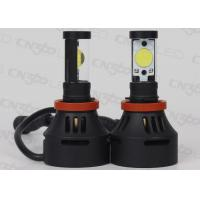 China Black Smart Led Replacement Headlight Bulbs H11 Updated Canbus on sale