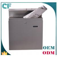 Buy cheap High quantity Stainless steel Mailboxes Letterboxes Postboxes from china from wholesalers