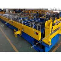Buy cheap High Speed Cold Forming Machine , Steel Sheet Roller Shutter Door Machine from wholesalers