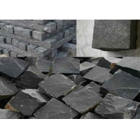 Buy cheap Outdoor Wall Cladding 800x400mm Basalt Stone Tiles product