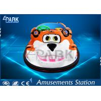 Buy cheap Lovely Tiger Shape Toddler Bumper Cars / Electric Bumper Karts For Kids from wholesalers