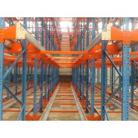 Buy cheap Custom Size Shuttle Pallet Racking With Battery Operated Motor Drive OEM from wholesalers