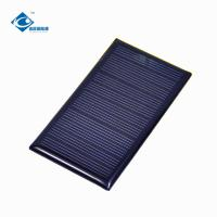 Buy cheap 0.52W Heat Resistant Epoxy Solar Panel Photovoltaic 5.5V CE Certificated from wholesalers
